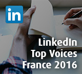 LinkedIn Top Voices France 2016