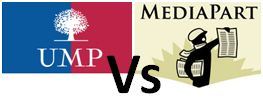 Affaire Woerth - UMP vs Mediapart