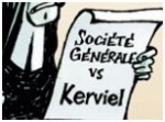 Kerviel - Cartoon SG vs Kerviel