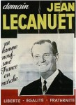 Jean Lecanuet, précurseur du marketing politique en 1965