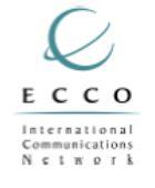 ECCO - Logo communication