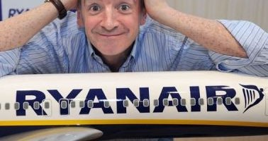 Ryanair - Michael O Leary 2 communication