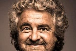 Beppe - Grillo portrait communication