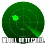 Troll - Radar troll communication