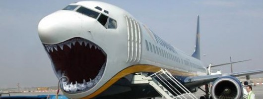 Ryanair - 2 - requin 2