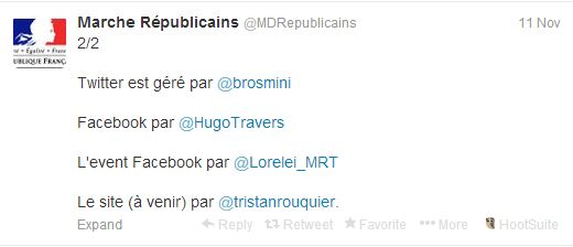 MarcheRepu - seconds tweets dispositif et acteurs