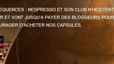 Ethical Coffee - Homepage message anti Nespresso 2
