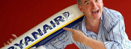 Ryanair - 3 - banniere communication