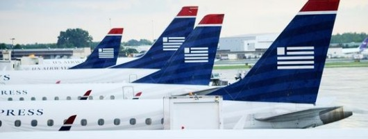 US Airways - banniere comunication