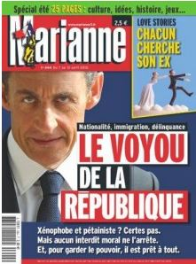 AA - Couverture Marianne Sarkozy