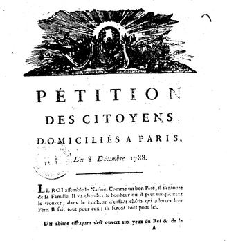 ChangeOrg - petition Guillotin