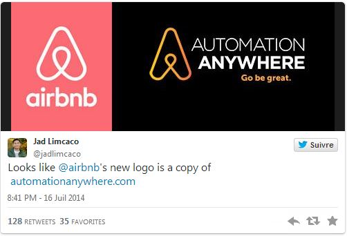 Airbnb - plagiat Automation Anywhere