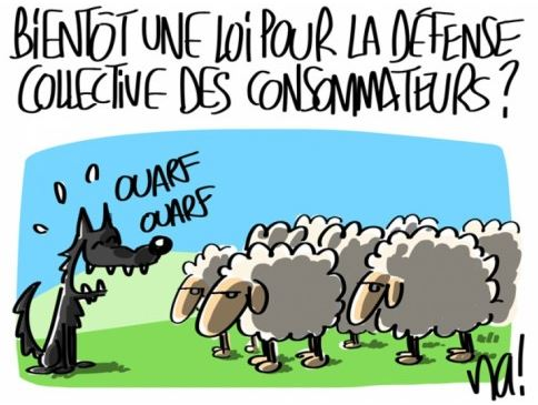 Class action - Dessin Na