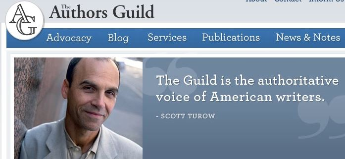 Amazon - Author Guild