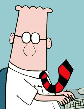 Dialogue - Dilbert