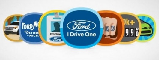 Ford - banniere communication