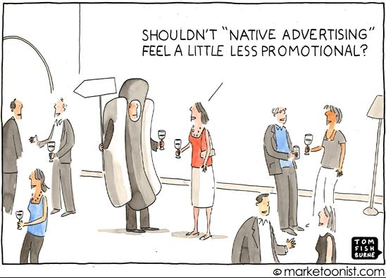 Pub native - marketoonist