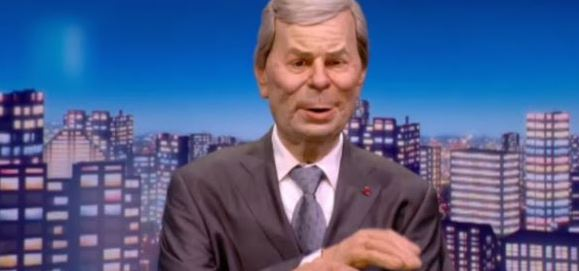 Guignols - banniere communication
