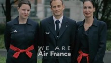 Air France - banniere communication