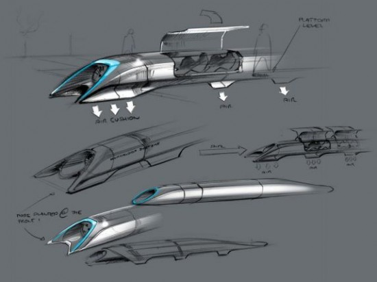 Hyperloop - Alpha Design