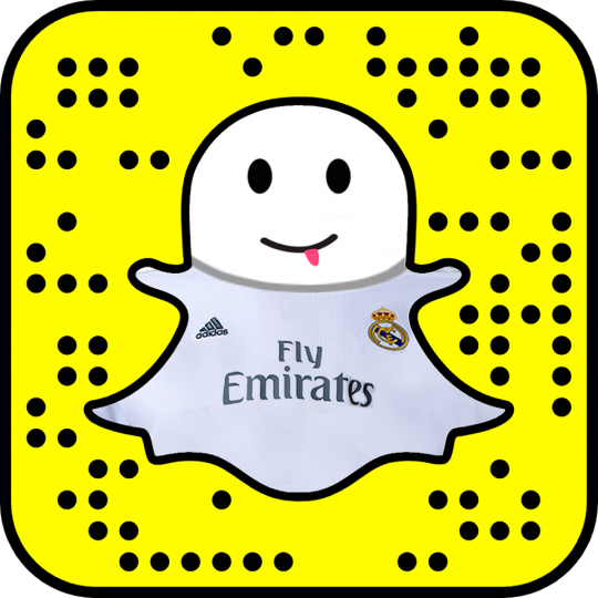 Snapchat 2 - Adidas Real madrid
