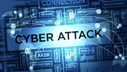 Hacking 2 - cyber-attack