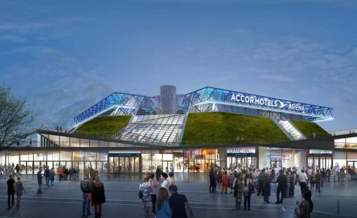 Naming - AccorHotels arena