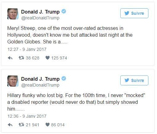 L 39 activisme digital de donald trump est il la for Fenetre overton