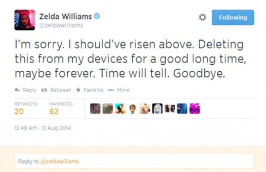 Haters - Zelda Williams