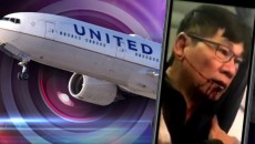 United - passenger removal