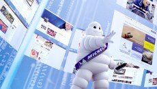 Michelin - banniere communication
