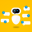 Infog - chatbot banniere communication