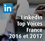 LinkedIn Top Voices France 2016 et 2017