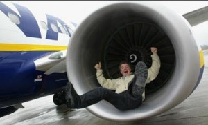 Le PDG de Ryanair est un adepte de la com' délirante mais pas des critiques !