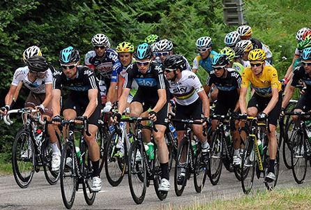 Le dopage, un sujet tabou du peloton