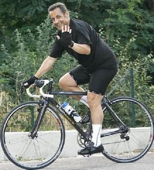 Changement de braquet dans la com' avec N. Sarkozy