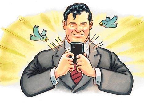 28 PDG du Fortune 500 totalisent à eux seuls plus de 2 millions d'abonnés sur Twitter