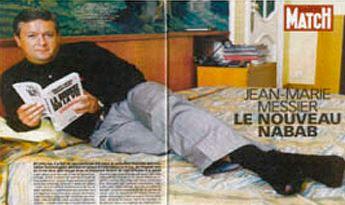 Jean-Marie Messier fut un adepte de l'exposition médiatique à outrance