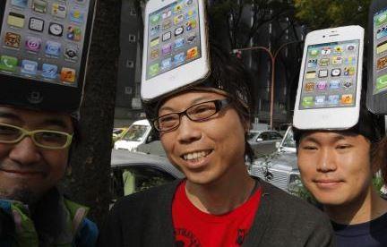 No limits pour les fans d'Apple !