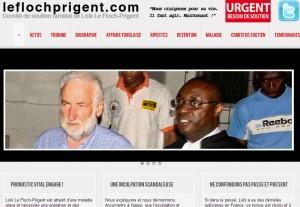 Justice - Web site Le Floch Prigent