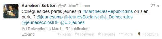 MarcheRepu - Tweet 22 novembre