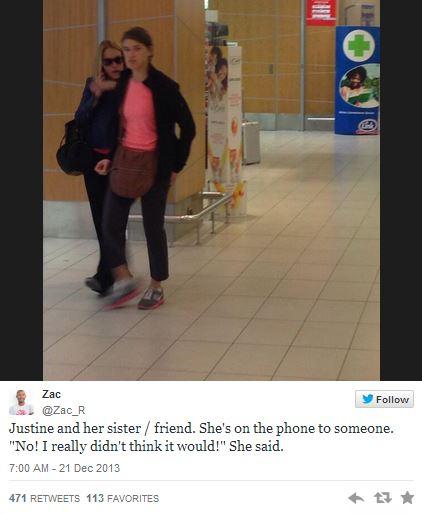 Les twittos voient des Justine Sacco partout !