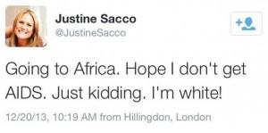 Le tweet qui a mis le feu aux poudres !