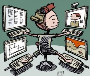 Overdose numérique ? Une question d'organisation, pas d'action