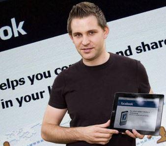 Max Schrems lutte également contre Facebook sur le sujet des données persos
