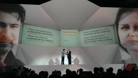 En novembre 2013, Orange communiquait pourtant en fanfare sur la sécurité des données
