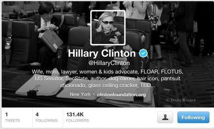 Pas besoin de tricher pour Hillary Clinton !