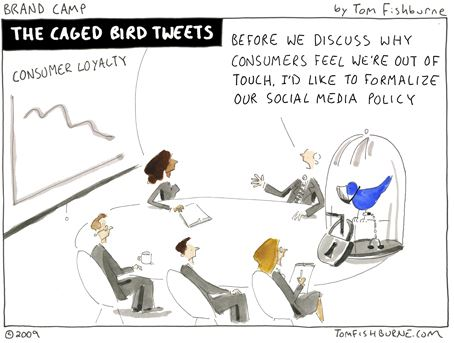 Com interne - twitter