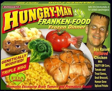 Monsanto - Frankefood