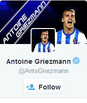 FFF - Twitter - Antoine Griezmann